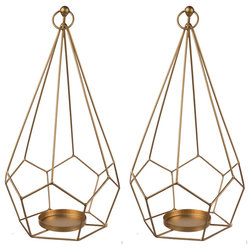 Contemporary Candleholders by Fantastic Decor LLC