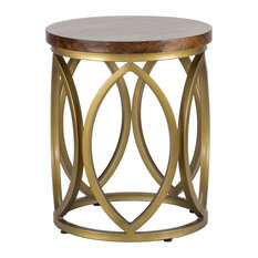"Kosas Gemma 20"" Round End Table"