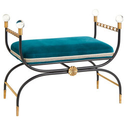 Contemporary Vanity Stools And Benches by Jonathan Adler