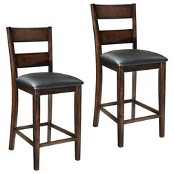 Transitional Bar Stools And Counter Stools by Standard Furniture Manufacturing Co