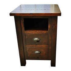 30 Inch Tall Bedroom Night Table Nightstands And Bedside Tables | Houzz