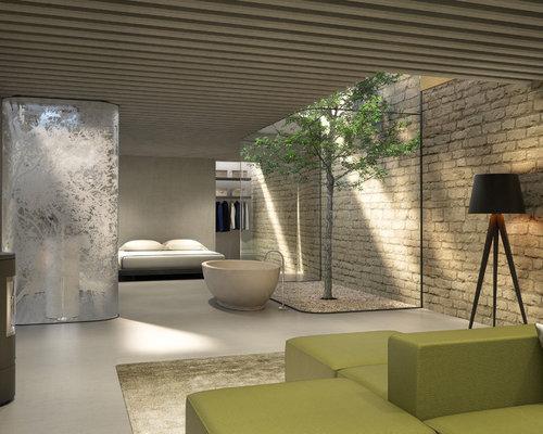 kleine wohnzimmer mit kaminofen ideen design bilder