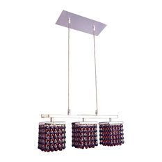 Classic Lighting 16103-CH Bedazzle Chandelier