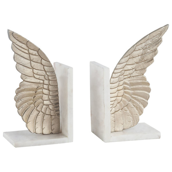 Seraph Bookends, Set of 2