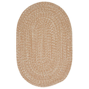 Colonial Mills Tremont Te09 Natural Rug 2x3 Area Rugs