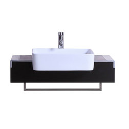 Contemporary Bathroom Vanities And Sink Consoles by Belvedere Bath