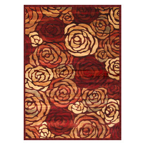 Well Woven Viva Rug Multi Contemporary Area Rugs By