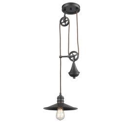 Industrial Pendant Lighting by HedgeApple