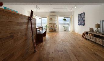 海を望む部屋(リノベーション)