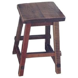 Swell Reclaimed Barn Wood Bar Height Swivel Saddle Stool Theyellowbook Wood Chair Design Ideas Theyellowbookinfo