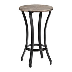 Gatlin Round Accent Table