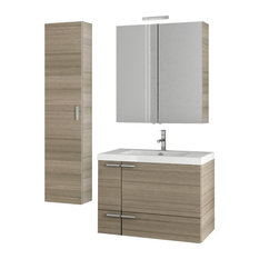 "31"" Larch Canapa Bathroom Vanity Set"