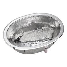 Elkay Asana Stainless Steel Single Bowl Dual Mount Bathroom Sink