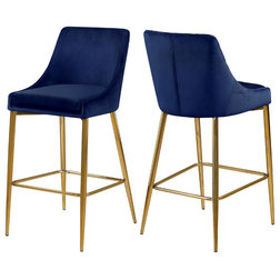 Midcentury Bar Stools And Counter Stools by Meridian Furniture