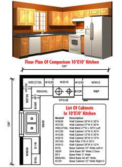 Barker Cabinets Kitchen Designer Layout Help