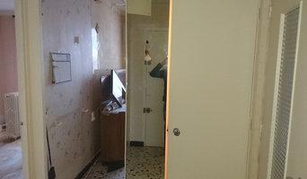 Rénovation d'un petit apartament
