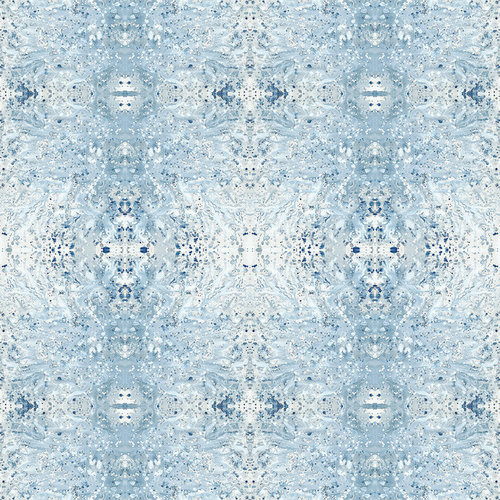 """Sharon Holmin Interiors - Spatter Paper Two Peel and Stick Wallpaper, 12""""x12"""" Samples - Wallpaper"""