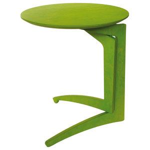 Foldme Folding Table, Green, Small