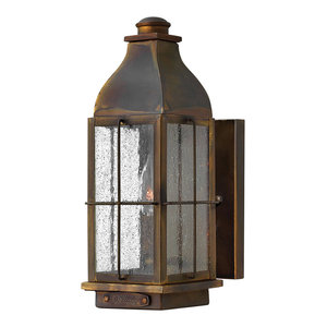 Bingham Outdoor Wall Light, Small