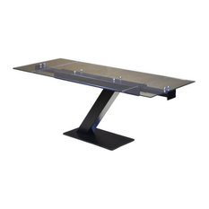 Adeline 63-inch-95-inch Extension Dining Table