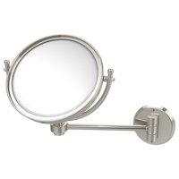 "8"" Wall Mounted Make-Up Mirror 5X Magnification"