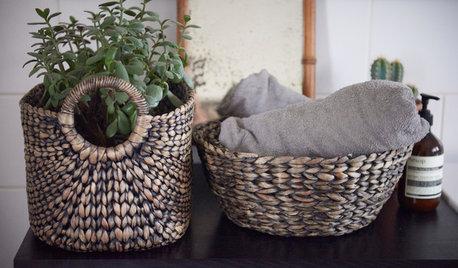 6 läckra lösningar: Förvara dina handdukar praktiskt och snyggt