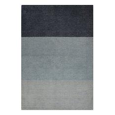 Bashian Santa Cruz Area Rug, Blue, 2.6'x8'