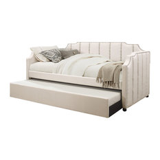 Twin Daybed, Beige
