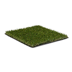 """EasyTurf, Inc. - Soft Artificial Grass 15' Wide Cut On The Whole Foot, 0.75"""" Tall - Gardening And Lawn Care"""