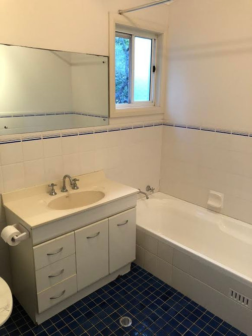 How To Inject Light Into A Small Bathroom Before After