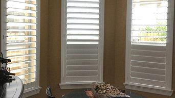 Updated windows - shutters & valances
