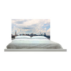 -inchNew York City Skyline 2-inch Headboard
