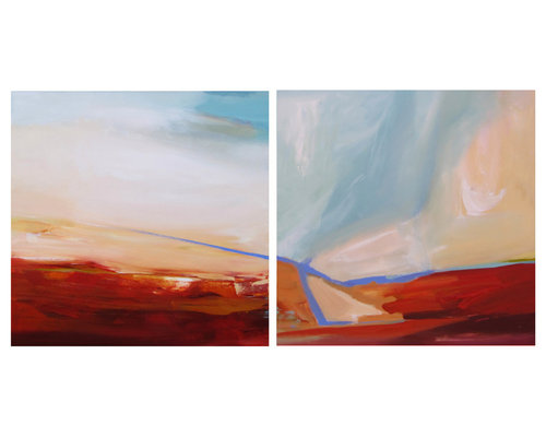 Pilbara Summer - Paintings