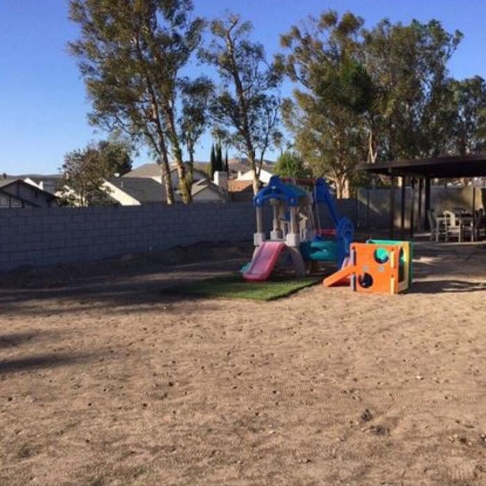 Backyard remodeling in Reseda
