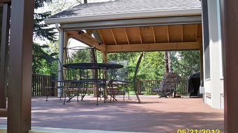 Covered Deck & Porch