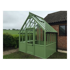 Cotswold Victorian 8x10 Wooden Greenhouse