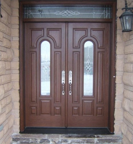 Oak Grain Doors - Front Doors & Oak Grain Doors