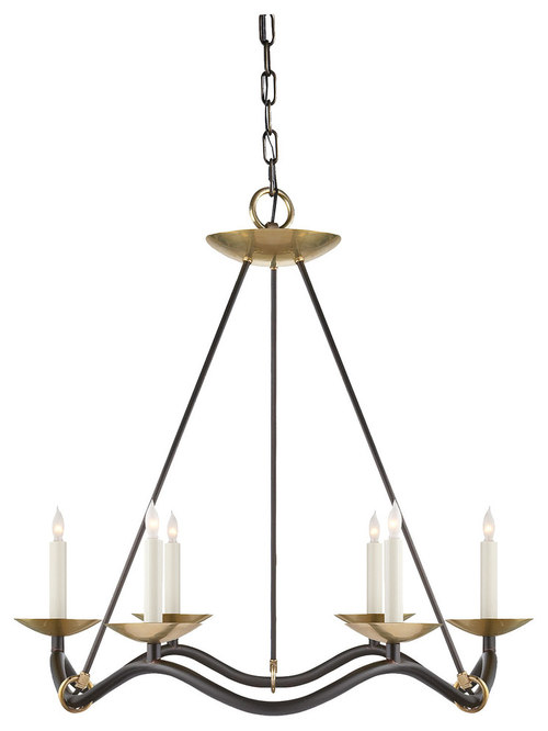 Choros Chandelier - At Wolfers Allston - Chandeliers  sc 1 st  Houzz & Visual Comfort Gallery - At Wolfers Allston azcodes.com