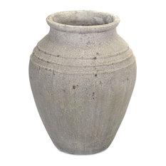 """Vase 18.5""""H Ceramic"""