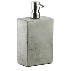 Industrial Soap & Lotion Dispensers by Rough Fusion