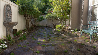 Dry Riverbed Style Before & After