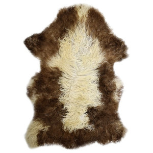 Faux Sheepskin Area Rug Contemporary Novelty Rugs By