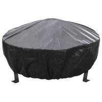 BROMLEY cover, Black PVC