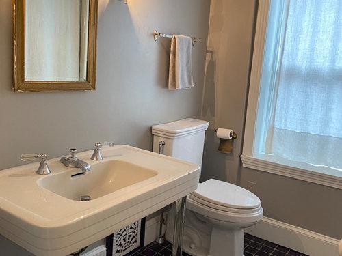 Resale Open Shelf Vanity Or Floating Sink For Bathroom