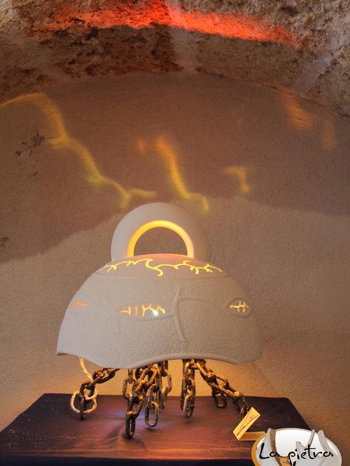 Lampade coralli - Lampade da tavolo