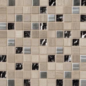 Castle Rock Mosaic Mixed Tile, Set of 50