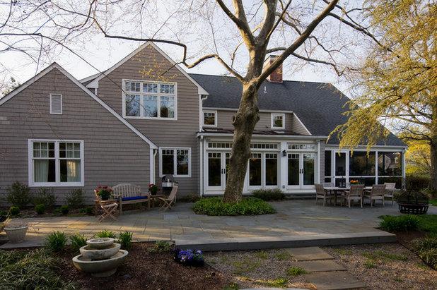 Modernize colonial house
