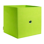 Full Fabric Drawer, Lime