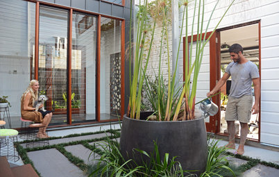 My Houzz: A 26-Year-Old Couple Build an Impressive First Home