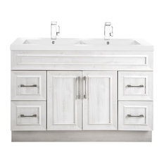 Double Vanity Bathroom Houzz cimarron comfort height bathroom vanities | houzz
